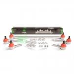 Комплект тяг рулевой трапеции с крепежом для а/м ВАЗ 2121, 2131