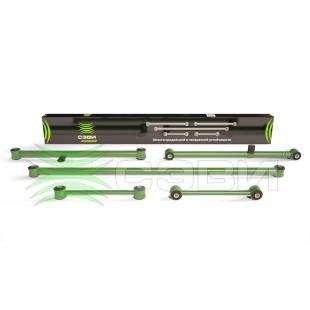 Штанги продольной и поперечной устойчивости для а/м ВАЗ 2101-2107, CHEVROLET NIVA