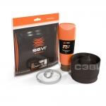 Чехол привода внутренний с хомутами и смазкой для а/м ВАЗ 2121 и их модификации